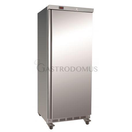 Armadio refrigerato ventilato ECO negativo GN2/1 struttura esterna acciaio inox