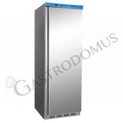 Armadio refrigerato statico ECO positivo  con strutt.esterna in inox con strutt.esterna in acciaio inox