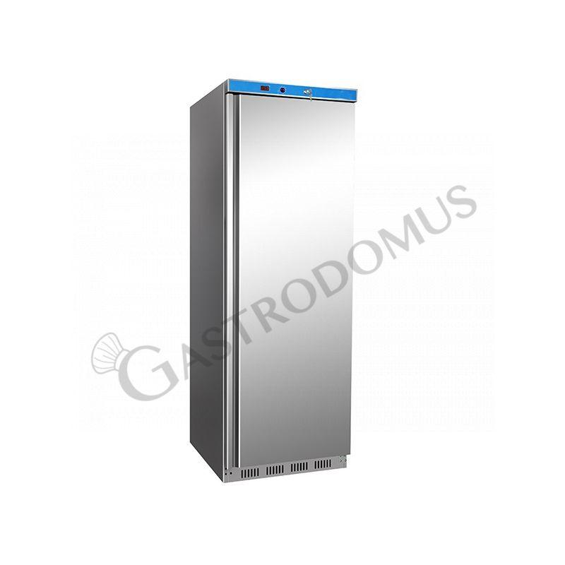 Armadio refrigerato statico - in acciaio inox - temperatura +2°C/+8°C - capacità 340 LT