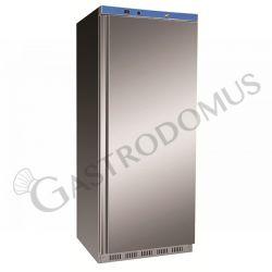 Armadio refrigerato statico ECO positivo per pasticceria strutt.esterna con inox