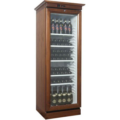 Cantinetta per vini refrigerata statica cap.310