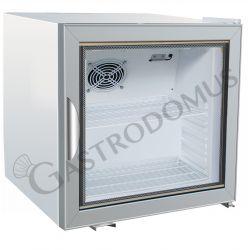 Minibar a refrigerazione statica per bibite - capacità 68 LT - temp. +2° C/ +8° C