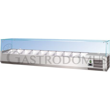 Vetrina refrigerata statica L2000 GN1/4