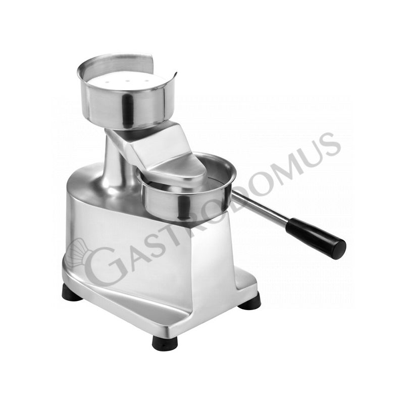 Pressamburger  manuale HF-100