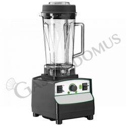 Frullatore 1 bicchiere in lexan - potenza 1000 W - capacità 2 LT