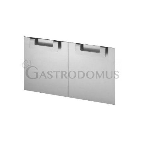 Coppia portine per armadio