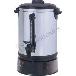 Distributore caldo caffè capacità 6,8 Litri