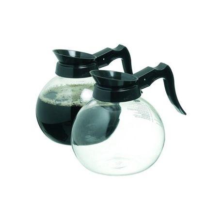 Caraffa in vetro capacità 1,7 litri per caffè
