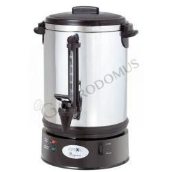 Macchina per caffè in acciaio inox capacità 6,8 litri