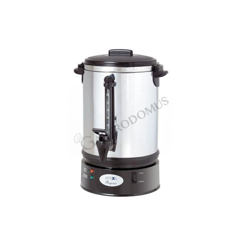 Macchina per caffè in acciaio inox capacità 15 litri