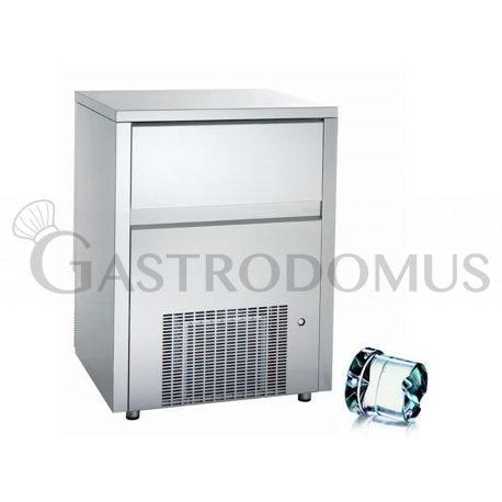 Produttore di ghiaccio cubetto pieno kg 175/24h