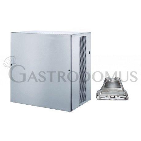 Produttore di ghiaccio cubetto piatto kg 200/24h