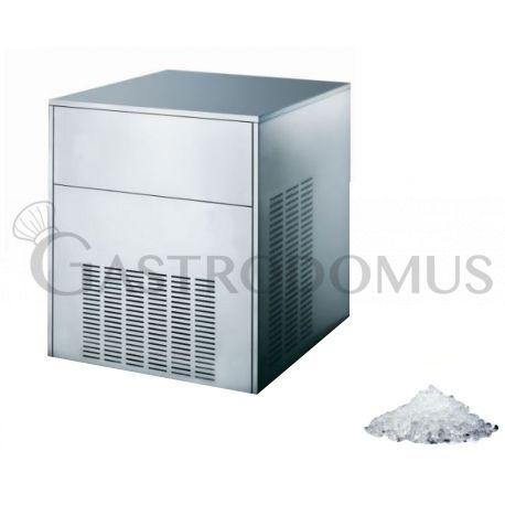 Produttore di ghiaccio granulare kg 280/24h