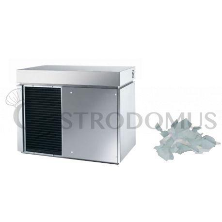 Produttore di ghiaccio a scaglie piatte kg 400/24h