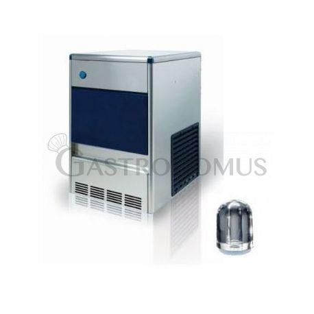 Produttore di ghiaccio cubetto cavo kg 100/24h