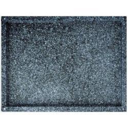 Teglia quadrata smaltata in...