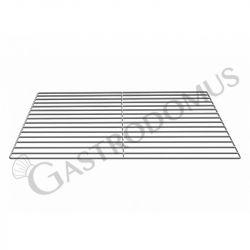Griglia in polietilene GN2/1 530 x 650 mm