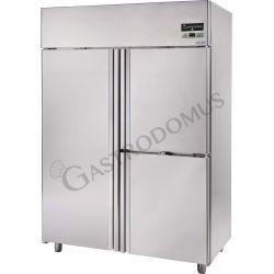 Armadio refrigerato 1200 Lt. temp. 0/+10° 3 porte