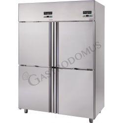 Armadio refrigerato 1200 Lt. temp. 0/+10° 4 porte