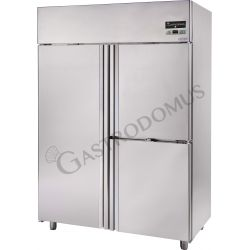 Armadio refrigerato 1400 Lt. temp. -0/+10° 3 porte