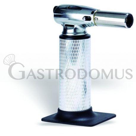 Bruciatore a gas per famblè con base (grande)