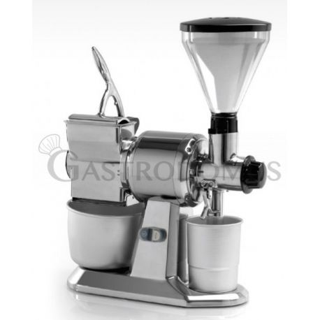 Macina caffè-pepe kg10/h grattuggia Formaggio Kg 50/h
