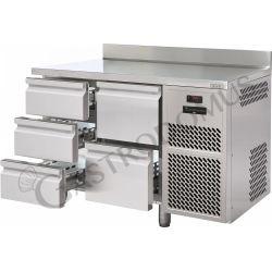 Tavolo refrigerato 5 cassetti TN Prof. 700