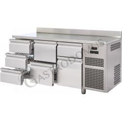 Tavolo refrigerato 7 cassetti TN Prof. 700