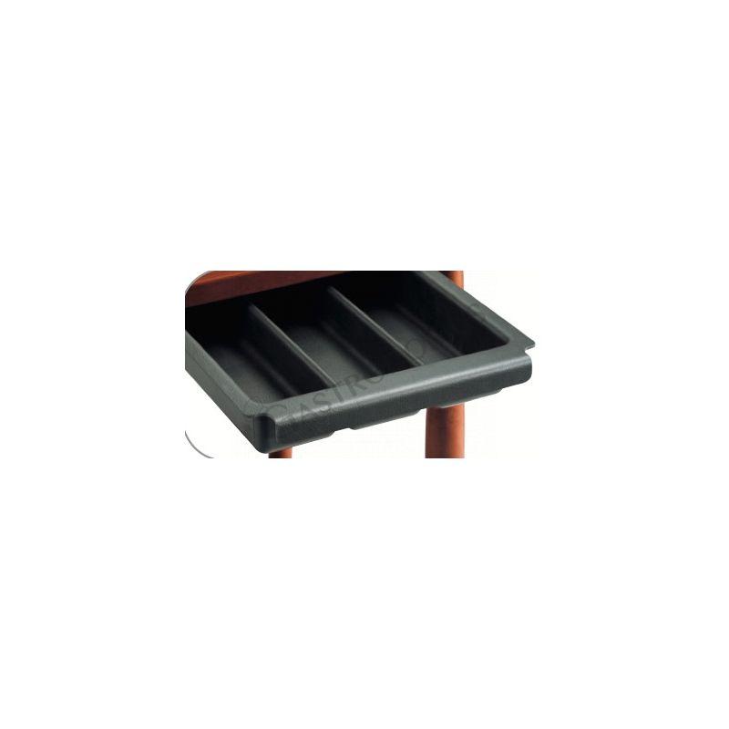 Cassetto portaposate estraibile in PVC