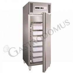 Armadio refrigerato statico caseificio - temperatura -5°C/+2°C - capacità 507 LT