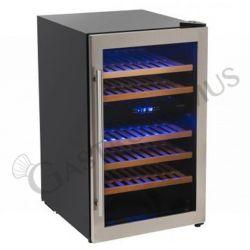 Cantina da incasso per vino - refrigerazione ventilata - temp +5°C/+10°C e +10°C/+18°C
