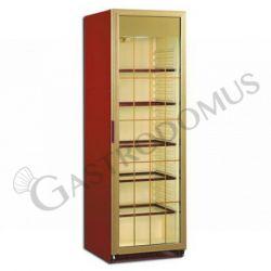 Vetrina verticale per vino - 250 LT - refrigerazione ventilata