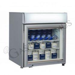 Freezer verticale statico - capacità 50 LT - temperatura -15°/ - 20°C