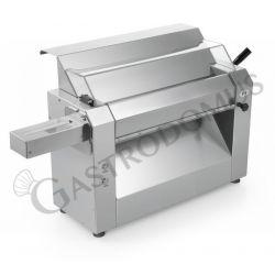 Tirapasta sfogliatrice da tavolo, dimensioni L 375 mm x P 700 mm x H 545 mm