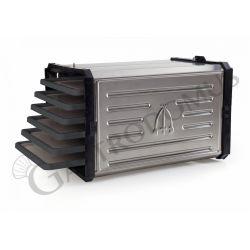 Essiccatore 500 W, dimensioni L 270 mm x P 260 mm x H 500 mm, display digitale