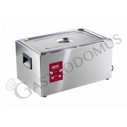Strumento cottura a bassa temperatura L 565 mm x P 360 mm x H 300 mm