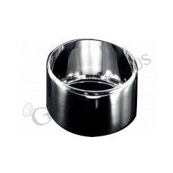 Carapina gelateria per banchi a pozzetto - diametro 200 mm e spessore 0,7 mm
