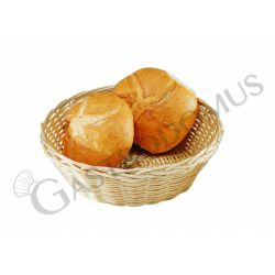 Cestino per pane rotondo di diametro 200 mm e altezza 70 mm