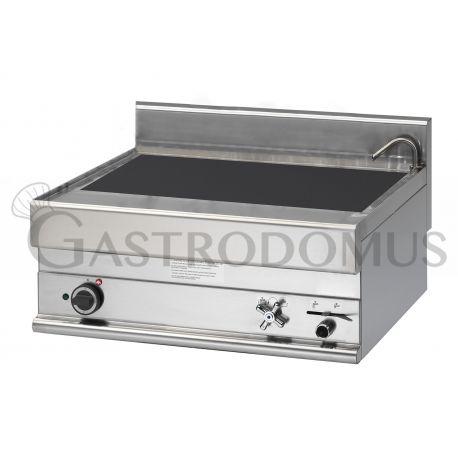 Cuocipasta elettrico da banco - 1 vasca - capacità 40 LT