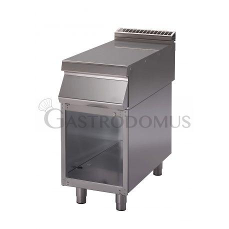 Elemento neutro su mobile aperto con cassetto - L 400 mm x P 900 mm