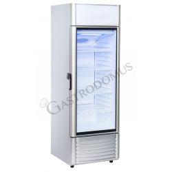 Armadio a refrigerazione statica per bibite - capacità 239 LT - temp. + 1° C / + 10° C