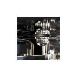 Forno elettrico meccanico a convezione per gastronomia - umidificatore - per 10 teglie GN 1/1 530 x 325 mm