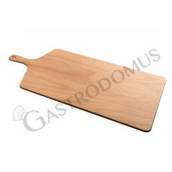 Tagliere in legno diametro 33 cm