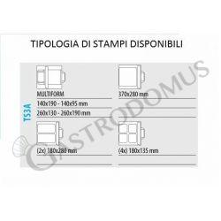 Termosigillatrice in acciaio inox TSA3