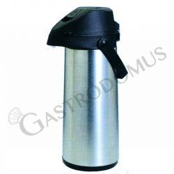 Caraffa isotermica con vetro interno capacità 1,90 lt