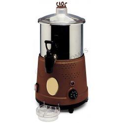 Cioccolatiera elettrica in acciaio inox capacità 5 litri