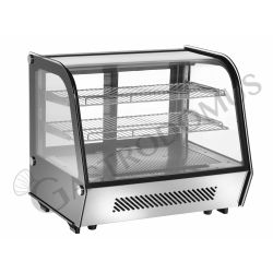 Espositore refrigerato da banco - capacità 160 LT