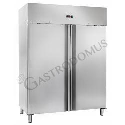 Armadio refrigerato ventilato - temperatura -18°C/-22°C - capacità 1333 LT