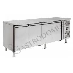 Tavolo refrigerato 4 porte GN 1/1 prof.700 TN
