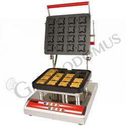 Macchina per tartellette - dimensioni L 53 cm x P 44 cm x H 38 cm